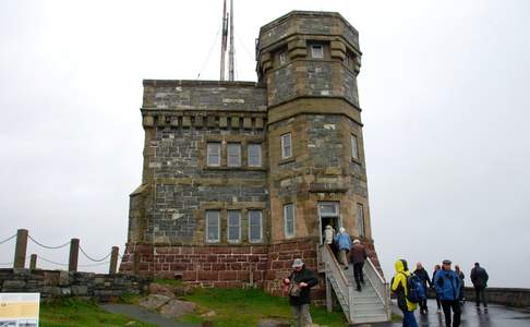 Cabot Tower op Signal Hill