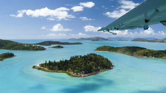 Whitsunday Islands, Australië