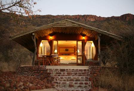 Waterberg Guestfarm - kamer