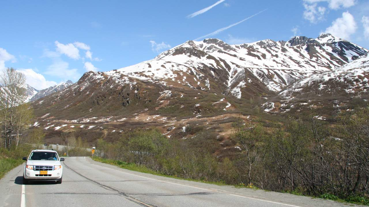Hatcher Pass Road