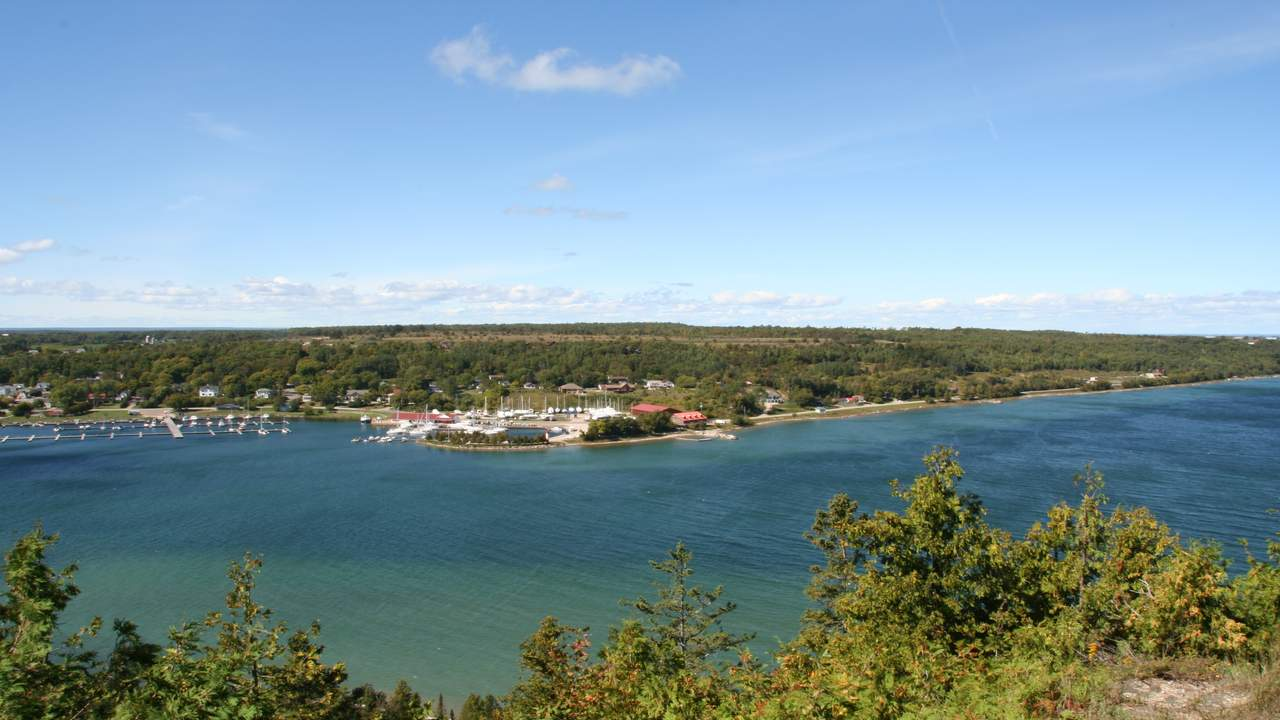 Gore Bay, Manitoulin Island