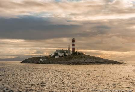 Skrova lighthouse © Jan Lambert