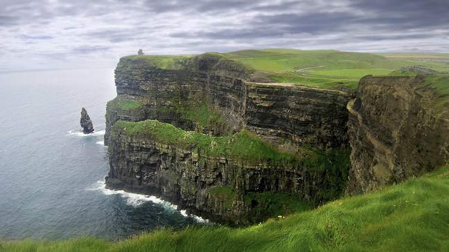 Cliffs of Moher, Schotland