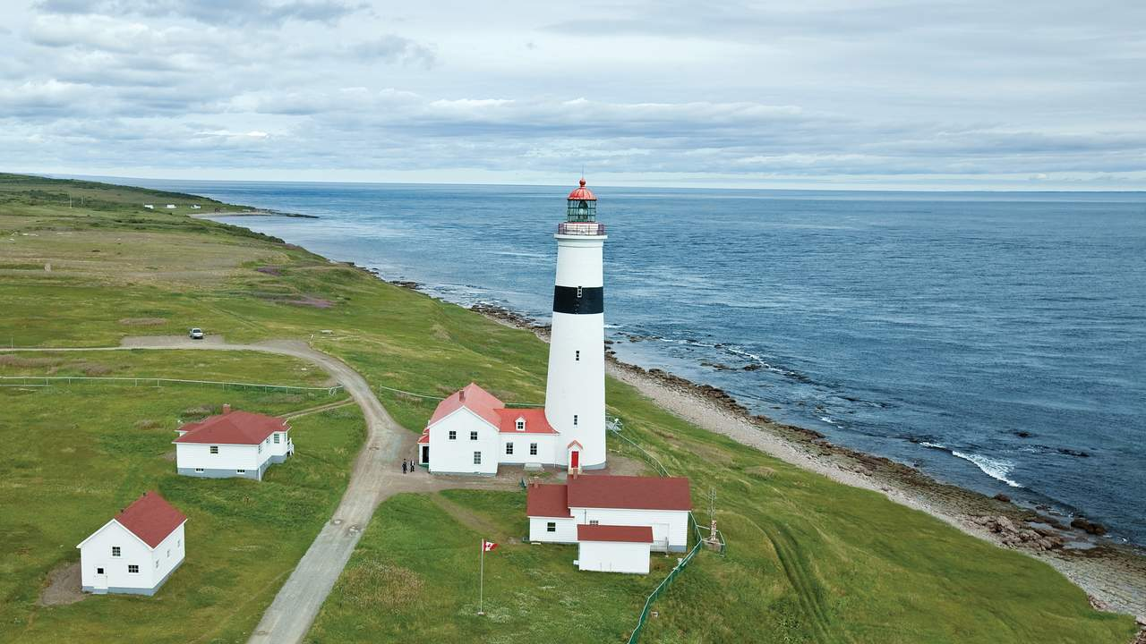 Point Amour Lighthouse, Labrador
